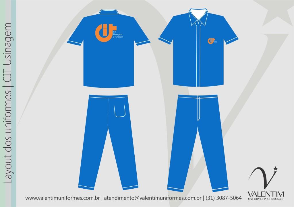 CIT Usinagem - Azul